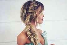 All about the hair / Hair styles and trends
