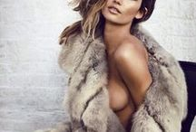 Fur fever / Fur jackets, fur skirt... To be warm for the winter!
