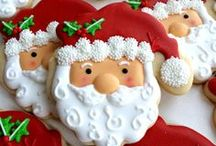 *♥ Christmas ♥ / Recipes, Decor, Beverages & Tips for the Christmas holiday celebrated on December 25th every year. Some recipes are traditional, others add a fun twist to your holiday table & home because of their color scheme.