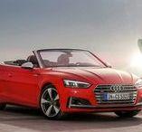 Audi Descapotables / Viajar en un descapotable es una sensación única. Tu cabello hondeando al viento,  la brisa en tu rostro, el sol... Y si es en un vehículo de lujo, entonces el placer es doble y absoluto.