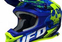 UFO Onyx Helmets