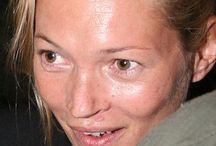 Celebrity close up. / Taking a close look at celebrities and their imperfections
