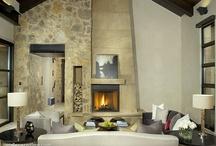 """My Perfect House / No creo en el concepto de la """"casa ideal""""...la arquitectura, como el hombre, siempre será perfectible, pero aquí el conjunto de cosas y detalles, me llenan de Good Vibes!  / by Christelle Luchini Santos"""