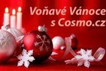 Vánoce - parfémy