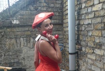 New Fashion shoot With Madame La La!