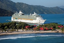 My cruise ship obsession / First cruise was in 2000, then did one in 2004 and 2007.  Since then, it's been a cruise (or two, or four) every year!