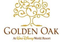 Golden Oak at Walt Disney World Resort / by Alan Johnson