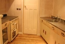 1950s Glamourama English Rose Kitchen / The delights of a vintage english rose kitchen in todays modern world@