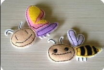 my felt makes / Cute handmade creations made with a material that we love