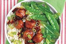Recipes-Main Dishes/Sides