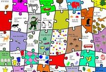 Education / Idées divers jeux