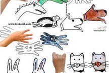 Idées images à colorier