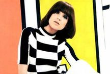 Girls Gone Mod! / A collection of some of the hippest mod fashions during the 60's!