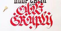 My calligraphy & lettering / Сalligraphy artworks.  https://www.instagram.com/mishapanfilov/