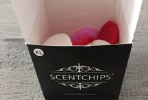 Scent chips