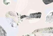 AUG   Shape / Pattern designs and developmental work based on a Shape theme.