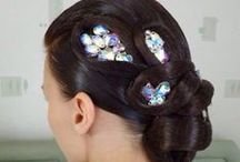 Ballroom Updos / Need some competition hair inspiration? Look no further!