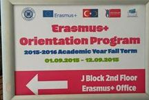2015-2016 FS Erasmus+ Orientation Session for Incoming Students