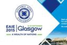 EAIE Glasgow 2015 / IAU attended the 27th EAIE Conference in Glasgow, Scotland with the aim of internationalization of our university and partnership opportunities.