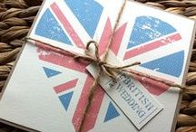 British Wedding Ideas / All things British for your wedding day.