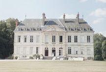 French Wedding Venues / Beautiful French wedding venues.