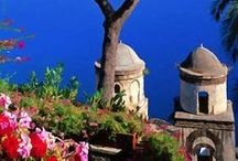 Italian Wedding Venues / Wedding venue and reception inspiration in Italy...