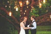 Summer Wedding Inspiration / Summer wedding inspiration and ideas.
