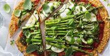 Vegetarische Rezept-Inspiration / Findet hier Inspiration zur vegetarischen Küche mit viel frischem Gemüse und Obst, Getreide oder Hülsenfrüchten.