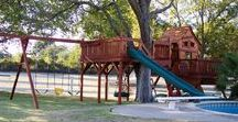 Tree Houses, Tree Forts, Tree Decks, Clubhouses