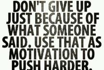 Motivation:)