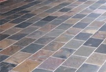 Behali Slate - Bellstone / Behali slate colours range from soft grey-blue, pink, gold and mustard. It is suitable for internal & external applications on any hard surface. It is natural split on both sides allowing for a choice of surface depending on which side has the preferred surface and texture and colour.  Behali Slate is available to buy now at www.Bellstone.com.au