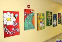 Leadership Bulletin Boards and Displays