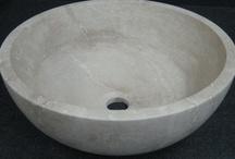 Stone Vanity Basins - Bellstone