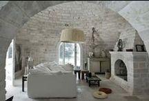 Stone Living Areas