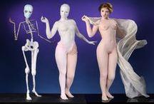 Lisa Lichtenfels menschliche Puppen / human dolls / Realistische Figuren aus Stoff   figurative sculpture - realism in fabric