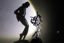 Schattenkunst - Shadows Art / Unglaublich, wodurch Schattenbilder entstehen können