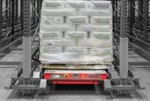 Warehouse Storage / Pallet racking, shelving and other ideas for warehouse storage systems