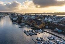 Pics from my hometown  Haugesund in Norway