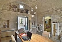 Stone Office Space