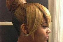 Hair~Bobs, Short,Long,Pixies & Updo's / by YoDonna Burton