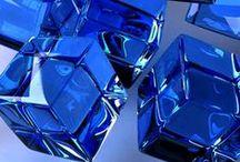 Blau / blue / Schöne Dinge in schönem Blau