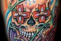 Tatuagens - Tattoos