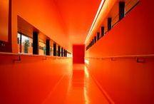 Orange / Alles mögliche in Orange. Some things in orange