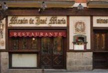 Restaurante José María / Desde 1982, este emblemático restaurante ha sido lugar de encuentro y celerbración. Actualmente, es referente gastronómico a nivel nacional e internacional,…