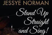 Stand Up Straight and Sing - Jessye Norman / The fantastic Jessye Norman: Grammy Award winning opera singer. Stand Up Straight and Sing: A Memoir by Jessye Norman is published on 30th June 2014, now available at:  https://www.therobsonpress.com/books/stand-up-straight-hardback