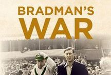 Bradman's War: How the 1948 Invincibles turned the cricket pitch into a battlefield / Bradman's War: How the 1948 Invincibles turned the cricket pitch into a battlefield By Malcolm Knox gives a fascinating insight into the reign of this Australian cricket hero, and is available now at https://www.therobsonpress.com/books/bradman-s-war-hardback