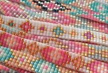 Tissage perles / Miyuki beads