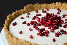 Pomegranate Recipes / Food that celebrates the flavors of those little red seeds.