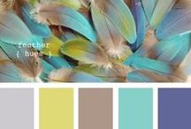 Geïnspireerd door kleur / Met kleur creëer je sfeer in huis en kun je soms met de kleinste details een groots verschil maken.