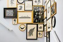 Eigen kunst gallerie ideëen